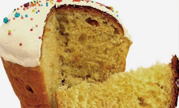 Рецепт кулича пасхального вкусный пошаговый