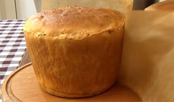 Вкуснейший Пасхальный Кулич на Фото с Пошаговым Рецептом